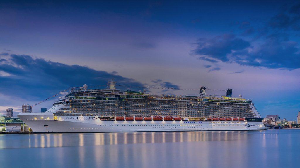 Celebrity Reflection, Celebrity Cruises