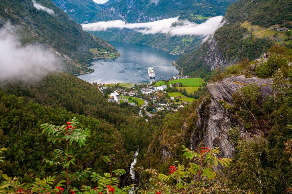9-day Cruise on Scandinavia, Baltic, and Russia