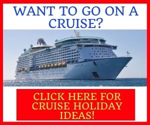 Cruise holidays