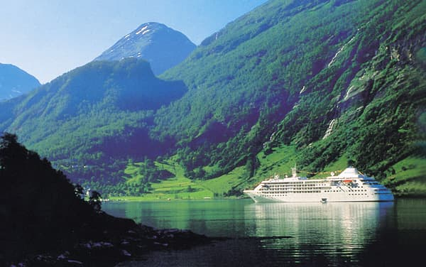 Silver Spirit, Silversea Cruises